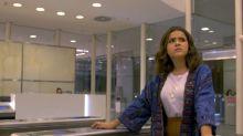 Em chamada, 'Silvio Santos' tenta impedir Maisa de entrar na Globo