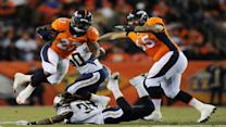 AFC Divisional Round: San Diego Chargers vs. Denver Broncos - Head-to-Head