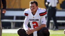 Johnny Manziel is returning to football ... in a league you probably haven't heard of
