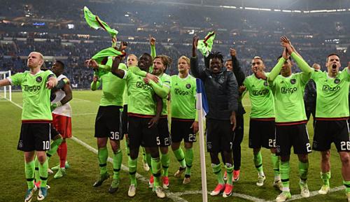 Europa League: Ajax träumt vom ersten Europacup-Triumph seit 22 Jahren