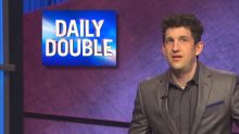 Dominant 'Jeopardy!' champion wows fans with huge wager