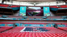 UEFA has 'contingency plan' that could see Euro 2020 games moved from Wembley