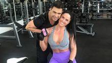 Zezé Di Camargo se declara para Graciele Lacerda nas redes sociais