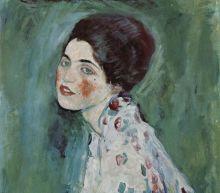 Italian museum 'optimistic' that painting found is stolen Klimt