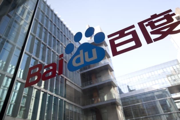 China's Baidu to challenge Google with its own self-driving car