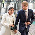 What Prince Harry And Meghan Markle's PDA Really Means About Their Relationship