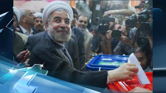 Breaking News Headlines: Partial Vote Count in Iran Gives Rowhani Wide Lead