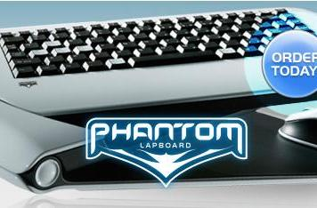 "Phantom attracts ""interest,"" delays Lapboard yet again"