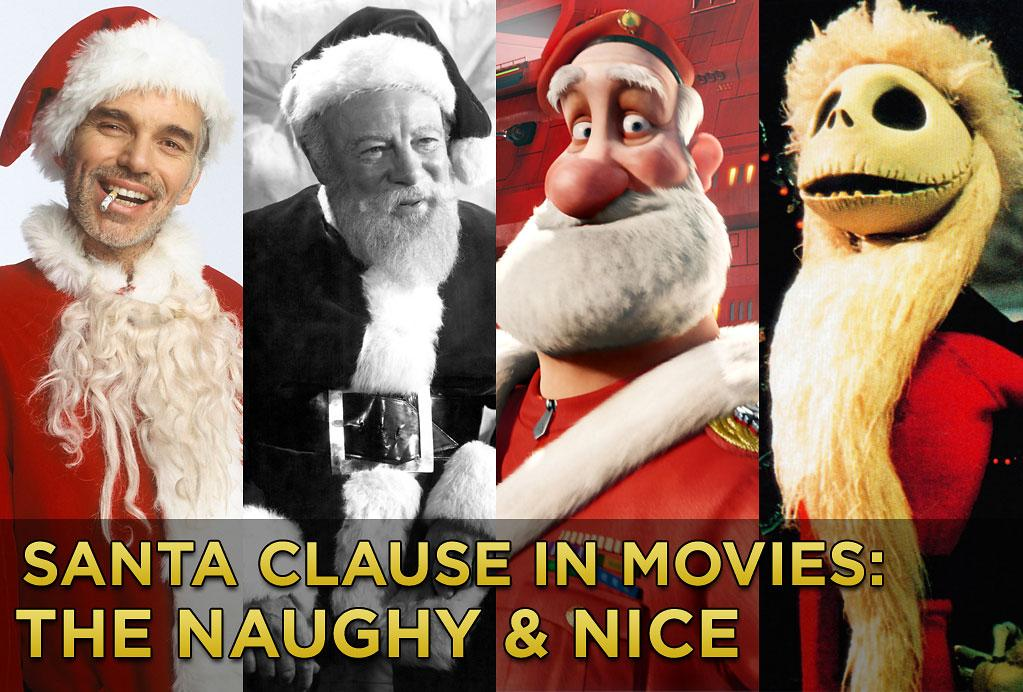 Santa Claus in Movies: The Naughty & Nice