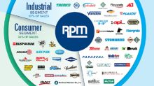 Rising Raw Material Prices Can't Stop RPM International From Posting Record Results