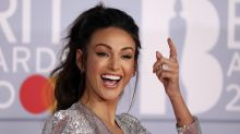 Michelle Keegan denies replacing Holly Willoughby on 'Celebrity Juice'