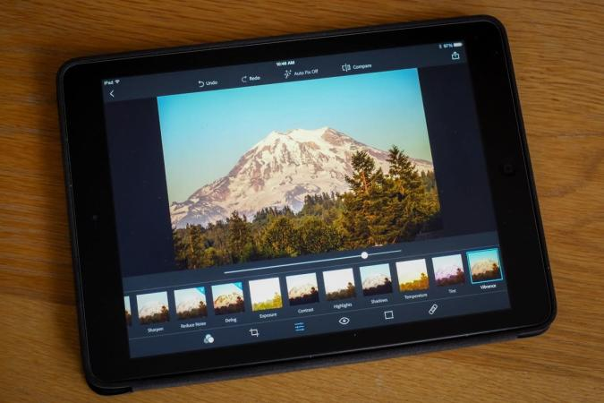 Adobe's next mobile photo editor could be revealed in October