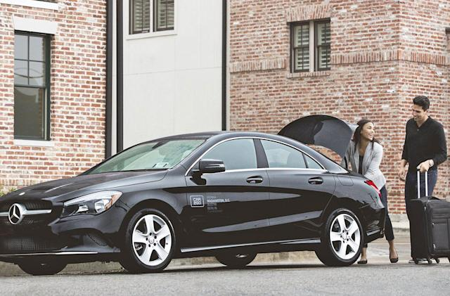 Car2Go adds luxury Mercedes models to its carsharing lineup