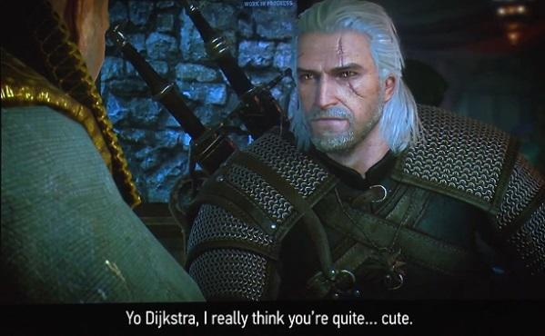 Live improv saves the day when Witcher 3 SDCC panel goes awry