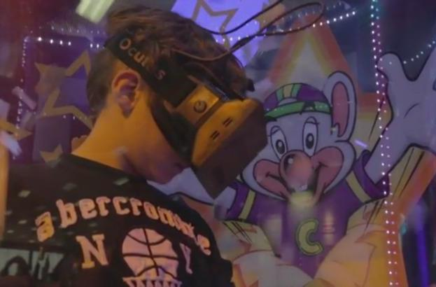 Oculus Rift is coming to... Chuck E. Cheese's?