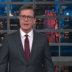 Mueller report: Stephen Colbert compares Trump findings to Lost finale