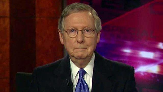 Sen. McConnell: The tax issue is over