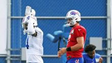 Beasley happy to share in upgraded Bills' passing attack