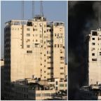 Taking the call in Gaza before Israel takes out the building