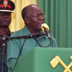 Tanzania votes for president amid fears of violence, fraud