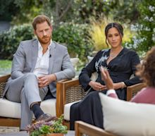 Meghan says scrutiny, rumors drove her to thoughts of suicide