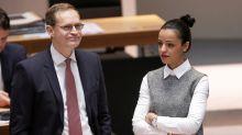 Sozialdemokraten: Müller muss in Mitgliederentscheid gegen Sawsan Chebli