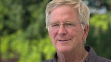 European travel guide Rick Steves, stuck at home