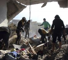 Airstrikes in northwest Syria kill at least 18 people