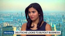 Deutsche Bank Woos Buyout Giants to Finance Deals