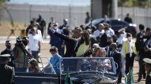 Bolsonaro participa de celebração do Dia da Independência sem tradicional desfile