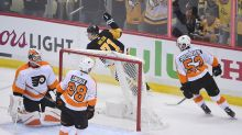 Evgeni Malkin degrades Flyers with savage 1-in-3 tally