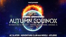 LiveXLive's React Presents' Spring Awakening Music Festival (SAMF) Autumn Equinox Sells Out Tier 1 General Admission And VIP Tickets