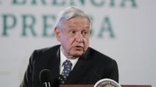 Mexico president says U.S. finances anti-corruption 'coup plotters' group