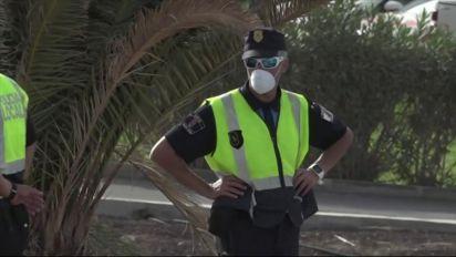 Coronavirus: Tourists in 14-day quarantine in Tenerife