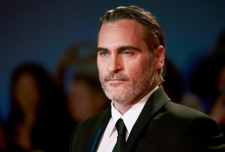 Phoenix hails 'greatest' role as 'Joker' hits Toronto