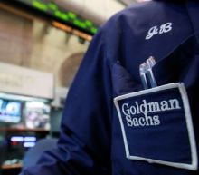 Goldman Sachs reports gender pay gap of 55.5 percent
