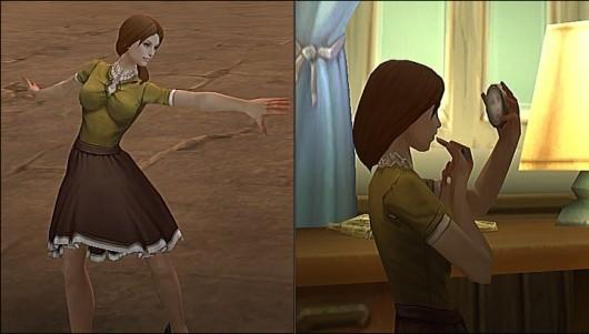 Allods Online overhauls female model and animations
