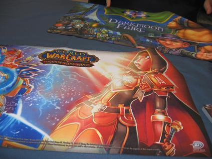 Enter to win a signed WoW TCG playmat from WoW Insider