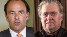 Kyle Bass, Steve Bannon accuse Wall Street of 'funding the Chinese Communist Party's' economic war on the U.S.