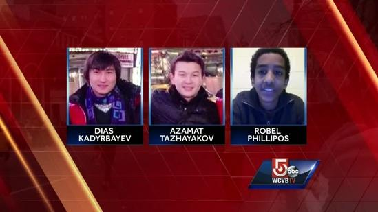 Friends of marathon suspect fight to move trial