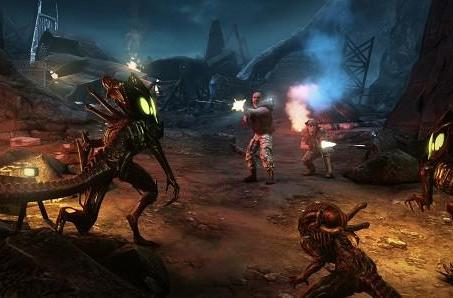 Sega pins Aliens: Colonial Marines marketing mishaps on Gearbox