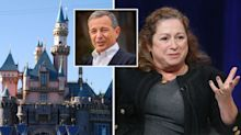 Disney heiress meets with theme park workers to hear about conditions