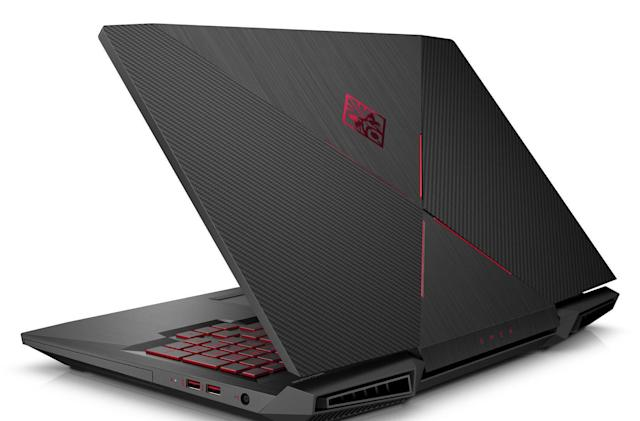 HP's 'fighter-jet' Omen gaming PCs are VR-ready