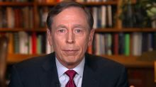 Gen. David Petraeus on Whether He Voted for Trump: 'I Don't Vote'