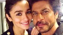 We could do a reverse Nishabd! - Shah Rukh Khan on romancing Alia Bhatt in a movie