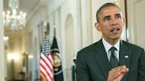 Obama Outlines Strikes on ISIS, Aid Drops