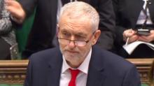 'Car crash' Corbyn misses chance to skewer Tories over National Insurance U-turn