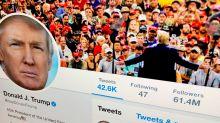 """La contraseña en Twitter de Trump es """"maga2020!"""": lo dice el pirata que la ha descubierto"""