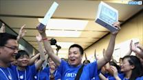China Drove Big IPhone And IPad Sales For Apple During Q3 2014