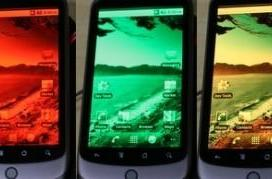 Nexus One sees red, nearly doubles battery life? (video)